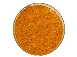 Пигмент для резиновой крошки желтый