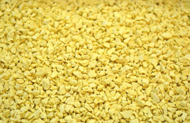 EPDM крошка желтая